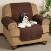 Microfiber Pet Furniture Chair Cover Chair