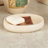 Tranquility Soap Dish Beige