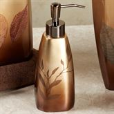 Sheffield Lotion Soap Dispenser Gold