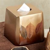 Sheffield Tissue Cover Gold
