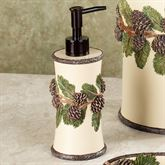 Pinehaven Lotion Soap Dispenser Beige