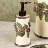 Pinehaven Lotion Soap Dispenser Beige