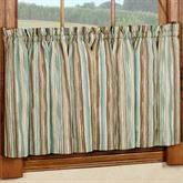 Stacey Stripe Tailored Tier Pair Brown
