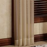 Reverie Semi Sheer Curtain Panel