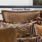 Tucson Flanged Tailored Sham Multi Warm European