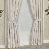 Wilmington Curtain Pair Beige 98 x 84