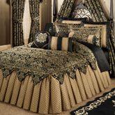 Imperial Grande Bedspread Black