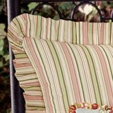Garden Dream Tailored European Sham Cream European