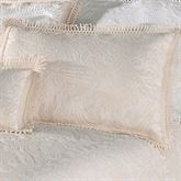 Rocco Medallion Fringed Sham