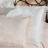 Rocco Medallion Fringed European Sham
