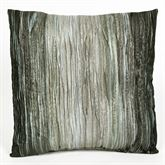 Horizons Tailored Square Pillow Charcoal 18 Square