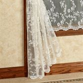 Cottage Garden Tailored Lace Panel