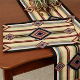 Chief Blanket Placemats Multi Warm Set of Four