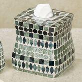 Mosaic Sea Tissue Cover Multi Jewel
