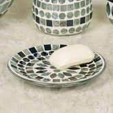 Mosaic Sea Soap Dish Multi Jewel