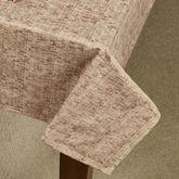 Woodland Oblong Tablecloth Tan