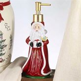 Spode Christmas Lotion Soap Dispenser Light Cream