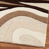 Sandstorm Rug Runner Natural Brown 23 x 76