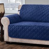 Geo Furniture Protector Blue Sofa