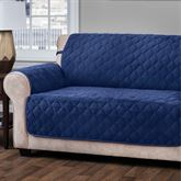 Geo Furniture Protector Blue Extra Long Sofa