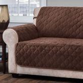 Geo Furniture Protector Chocolate Sofa