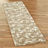 Pebble Rug Runner  23 x 8