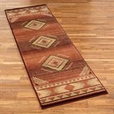 Rio Rancho Rug Runner Copper