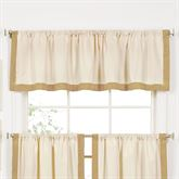 Penelope Tailored Valance 60 x 15