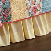 Sunny Patch Gathered Bedskirt Multi Bright
