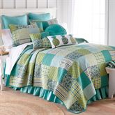Riptide Patch Patchwork Quilt Multi Cool