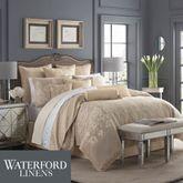 Abrielle Comforter Set Beige
