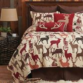 Colton Mini Quilt Set Multi Warm