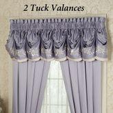 Pirouette Tuck Valance