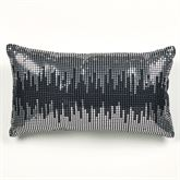 Omega Tailored Pillow Dark Gray Rectangle