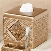 Majesty Tissue Cover Champagne Gold