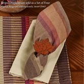 Falling for Fall Napkins Multi Earth Set of Four