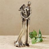 For All Eternity Small Bronze Sculpture  Small