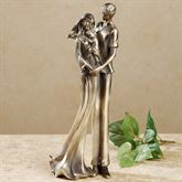 For All Eternity Large Bronze Sculpture  Large