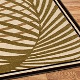 Palm Areca Rug Runner 26 x 710