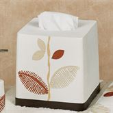 Alysia Tissue Cover Ivory