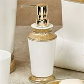 Chic Lotion Soap Dispenser Gold