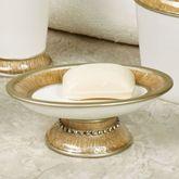 Chic Soap Dish Gold