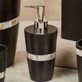 Milano Lotion Soap Dispenser Oil Rubbed Bronze