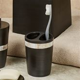 Milano Toothbrush Holder Oil Rubbed Bronze