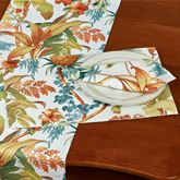 Tortuga Placemats White Set of Four