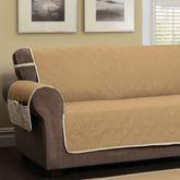 Brilliant Furniture Protector Extra Long Sofa