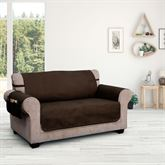 Stonehill Furniture Protector Chocolate Loveseat