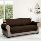 Stonehill Furniture Protector Chocolate Extra Long Sofa