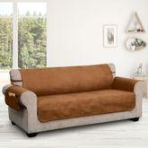 Stonehill Furniture Protector Cognac Extra Long Sofa
