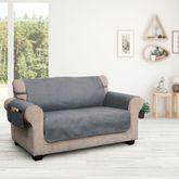Stonehill Furniture Protector Dark Gray Loveseat